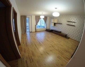 Apartament 3 camere de vanzare, 100mp, balcoane generoase, bloc nou, Aleea Balea