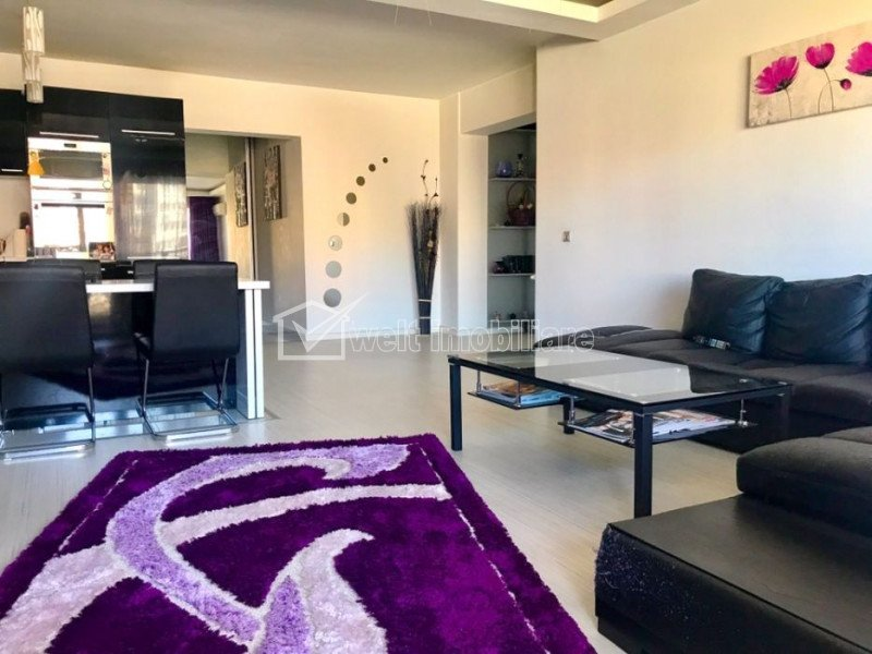 id p7569 appartement 3 chambres louer marasti cluj napoca welt imobiliare. Black Bedroom Furniture Sets. Home Design Ideas