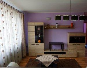 Vanzare apartament cu 3 camere, ultrafinisat, Floresti, zona Volvo