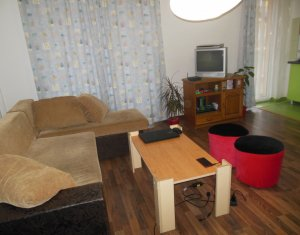 Vanzare apartament, 3 camere, scara interioara, finisat, Floresti, zona Plopilor