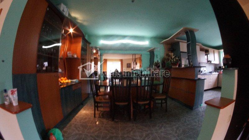 Casa superba, 10 camere, 550 mp utili, 560mp teren, cartier Gheorgheni