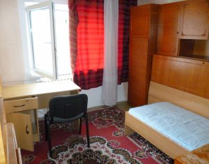 Apartament 4 camere de inchiriat, Calea Floresti, mobilat, 83 mp, balcon
