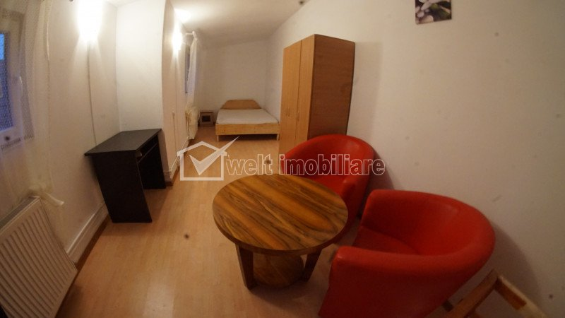 Apartament 1 camera finisat, mobilat, utilat zona Gruia