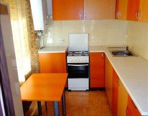 Inchiriere apartament cu o camera, etaj intermediar, confort sporit