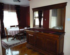 Apartament 4 camere, terasa, mobilat si utilat, zona centrala, strada O.Goga