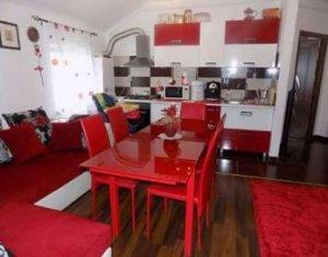 Apartament de lux cu 3 camere, 56mp si balcon, Floresti, zona Stejarului
