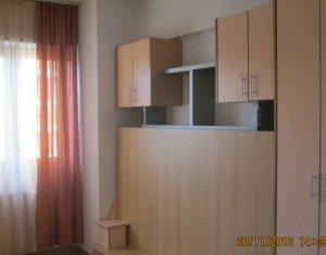 Apartament 2 camere, 56mp, balcon, bloc nou, finisat si mobilat modern, Centru