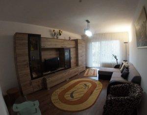 Apartament finisat si mobilat modern, 2 camere, 2 balcoane si parcare in Zorilor