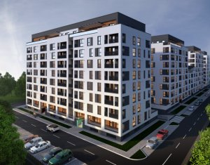 Vanzare apartament 2 camere, zona Vivo