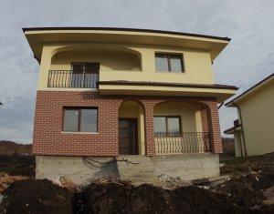 Casa individuala 120 mp utili si 575 mp teren, panorama frumoasa