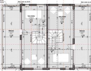 Duplex nou, in Zorilor, cu terasa, zona UMF