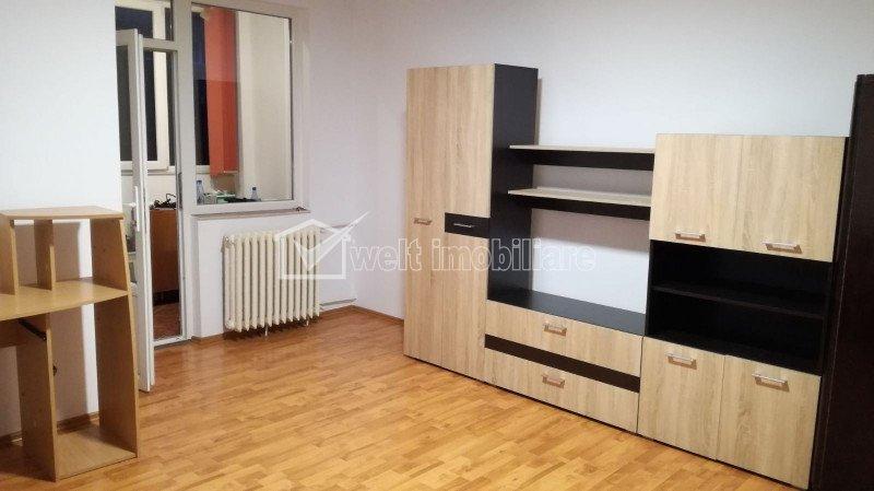 Garsoniera confort 1, etaj 1, zona Primaverii