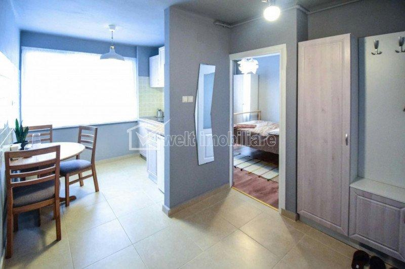 Apartament 3 camere, ultrafinisat, mobilat, zona Cinema Florin Piersic, centru