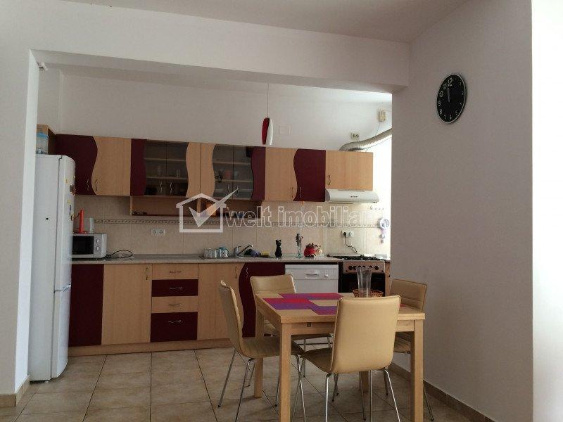 Apartament de inchiriat, 4 camere, 88 mp, zona deosebita, A. Muresanu!