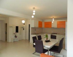 Inchiriem apartament cu 3 camere, 90 mp, etaj intermediar, cartier Europa