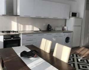 Apartament 2 camere, mobilat, utilat modern, parcare subterana, Buna Ziua