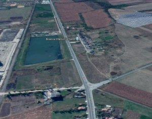 Teren industrial 2.1 Ha cu utilitati la DN1C Bontida - Cluj km30
