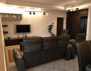 Inchiriere apartament 3 camere lux, A. Muresanu, panorama superba