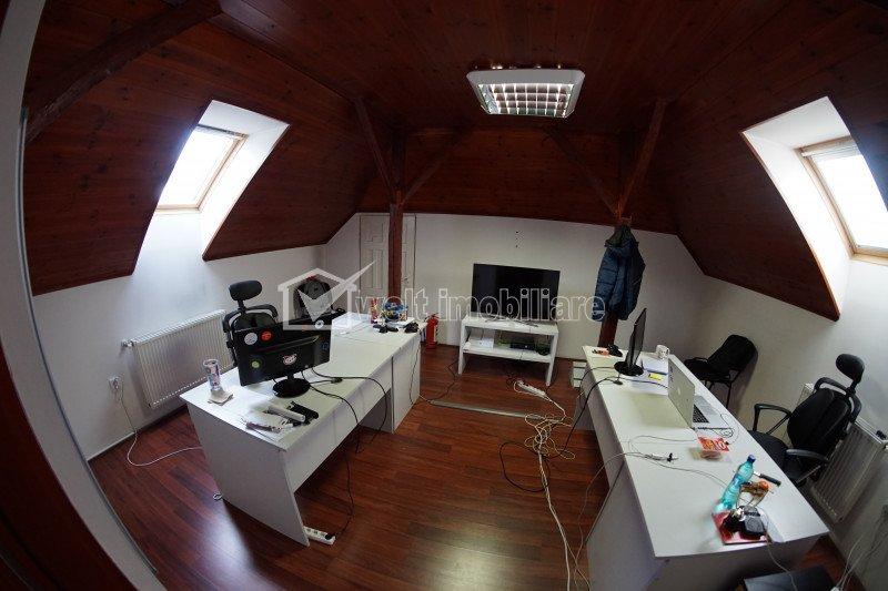 Inchiriem casa pentru birouri, 260 mp, central