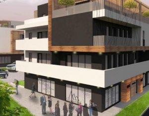 Vanzare penthouse cu 3 camere, locatie excelenta, Buna Ziua