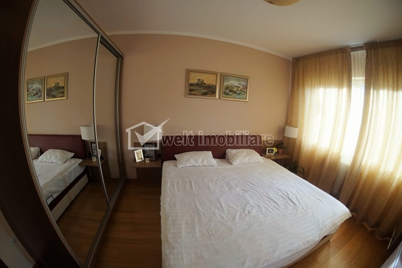 Apartament de 4 camere, 160 mp, priveliste deosebita, A. Muresanu!