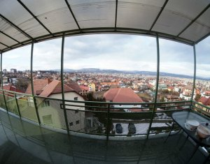 Apartament de vanzare, 4 camere, 160 mp, priveliste deosebita, A. Muresanu !