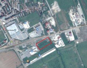 Teren industrial pt magazin tip box, Centura Oradiei, zona Nufarul - Kaufland