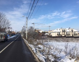 Teren constructii 1750mp, zona Audi - Mihai Romanul, Buna Ziua Sud