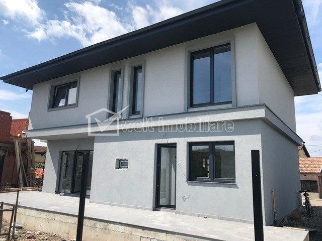 Id p8731 maison 4 chambres vendre apahida cluj napoca for Prix maison 4 chambres
