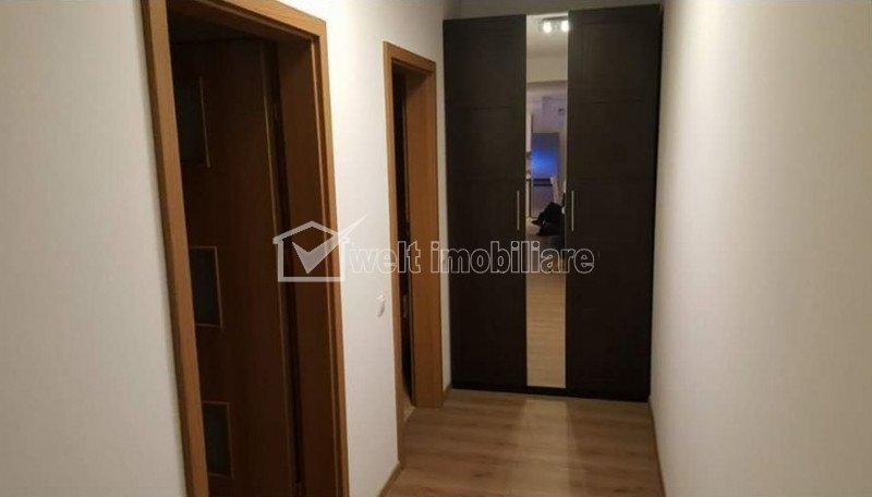 Apartament ultrafinisat, 2 camere, 56mp, Floresti, zona Terra