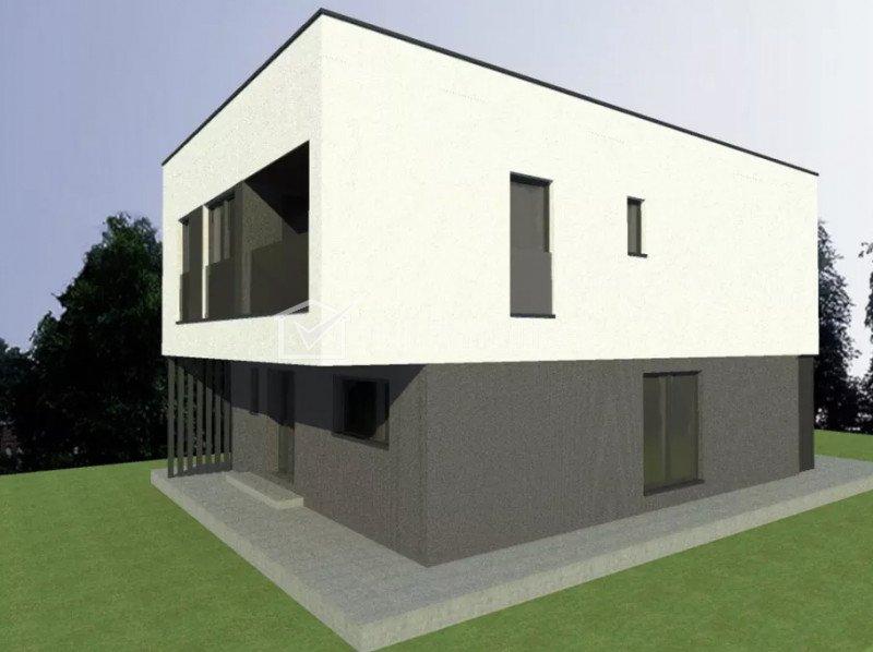 Casa individuala, design modern, in zona foarte linistita, panorama superba