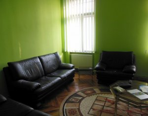 Inchiriere apartament 1 camera, centru, zona F. de Litere, finisat, pentru birou