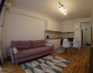 Apartament ultrafinisat, 2 camere, constructie noua, central, prima inchiriere