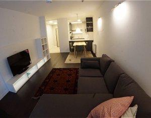 Apartament de lux, 2 camere semidecomandat, Platinia, 57mp
