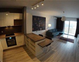 Apartament de lux, 2 camere, semidecomandat, Platinia, 54mp