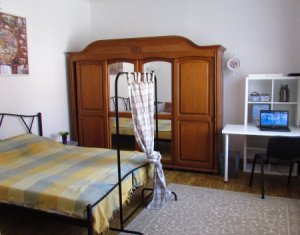 Apartament 1 camera, finisat, mobilat, zona semicentrala !