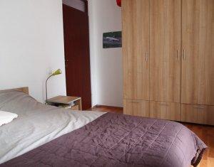Apartament de inchiriat, 3 camere, 70 mp, etaj intermediar, Marasti