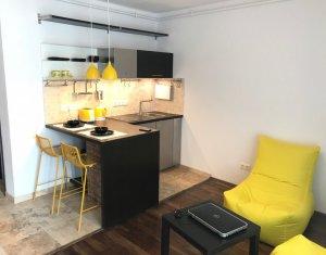 Apartament de inchiriat cu 2 camere, zona Platinia, bloc nou, parcare subterana