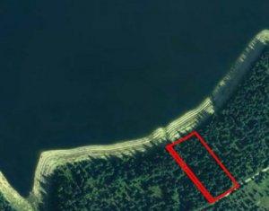 Teren intravilan 4000 mp cu deschidere la lac, in Belis