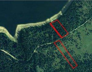 Teren intravilan 6300 mp, lacul Belis