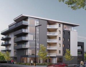 DISCOUNT 5000 Euro !! Apartamente 2 camere, imobil nou modern, terase generoase