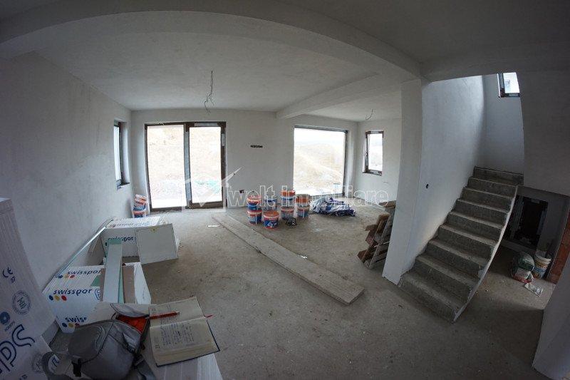 Casa individuala, 460 mp teren, Borhanci