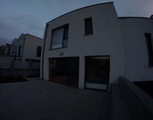 Duplex superfinisat si mobilat lux, cu garaj, Borhanci