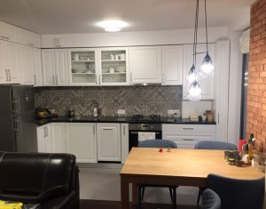 Apartament de 3 camere, ultramodern, Andrei Muresanu, zona de case, garaj !