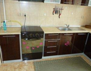 Apartament in vila, 3 camere, 100 mp, terasa, mobilat si utilat modern, Manastur