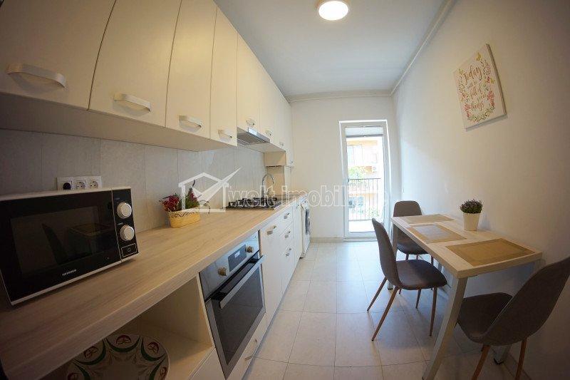 Inchiriere apartament cu 1 camera, cartier Zorilor, imobil nou, zona Recuperare