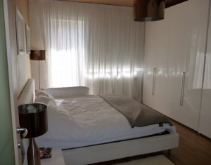Apartament 3 camere, 132 mp, terasa, garaj, mobilier de lux, Andrei Muresanu