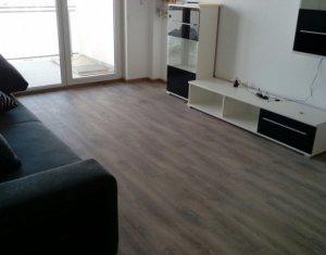 Apartament de inchiriat,  2 camere, 46 mp, etaj intermediar, A. Muresanu