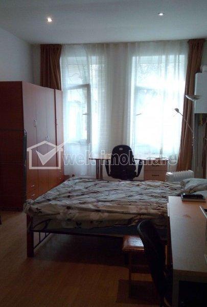 Vindem apartament cu o camera, 38 mp, in zona cladirii The Office