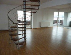 Penthouse 152 mp, terase 210 mp, 4 camere, 3 bai, scara interioara, Buna Ziua